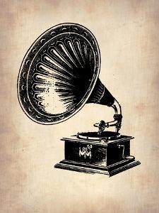Gramophone 1 by NaxArt
