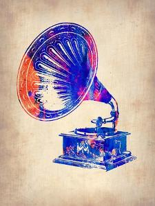 Gramophone 2 by NaxArt