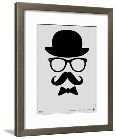 Hat, Glasses, and Bow Tie Poster I