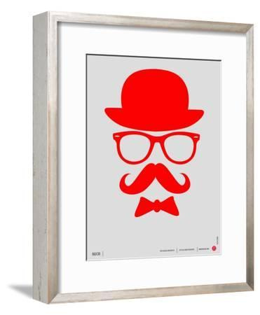 Hat, Glasses, and Bow Tie Poster II
