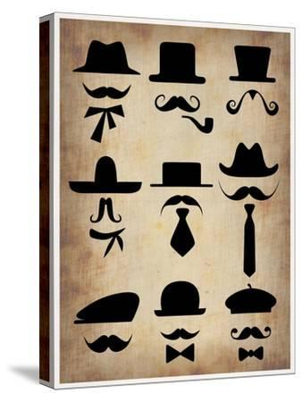 Hats Glasses and Mustaches