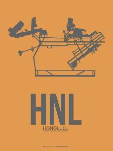 HNL Honolulu Airport 2 by NaxArt