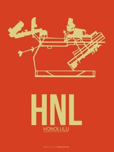 HNL Honolulu Airport 3 by NaxArt