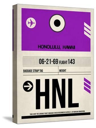 HNL Honolulu Luggage Tag I