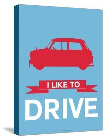 I Like to Drive Mini Cooper 3
