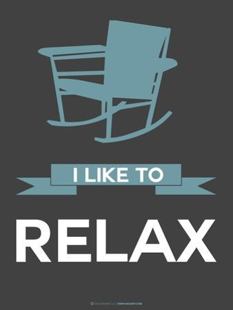I Like to Relax 1 by NaxArt