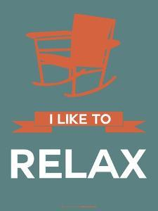 I Like to Relax 2 by NaxArt