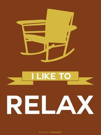 I Like to Relax 3 by NaxArt