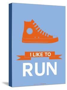 I Like to Run 3 by NaxArt