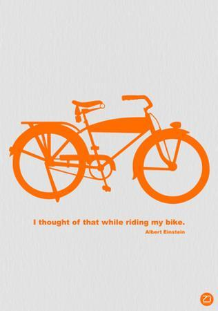 I Thought Of That While Riding My Bike