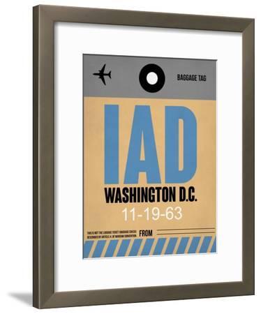 IAD Washington Luggage Tag 1