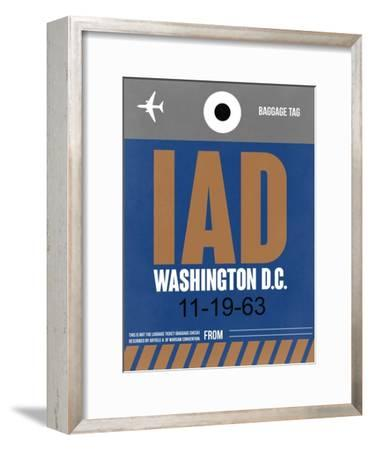 IAD Washington Luggage Tag 2