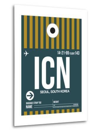 ICN Seoul Luggage Tag II