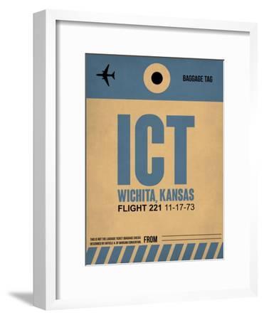 ICT Wichita Luggage Tag I