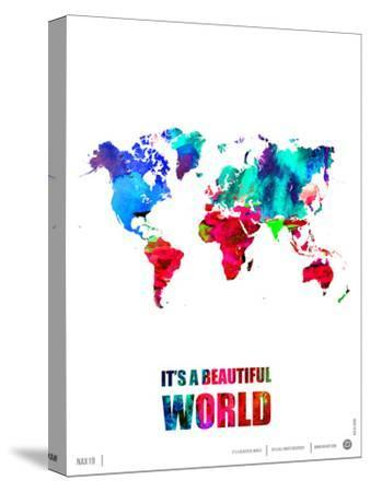 It's a Beautifull World Poster