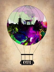 Kyoto Air Balloon by NaxArt