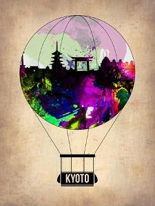 Kyoto Air Balloon by NaxArt