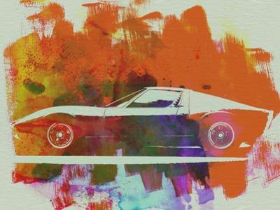 Lamborghini Miura Side 2
