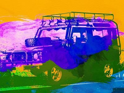 Land Rover Defender by NaxArt