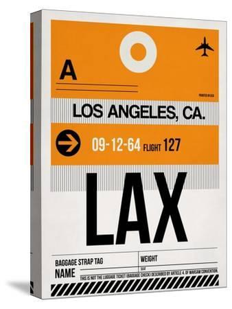 LAX Los Angeles Luggage Tag 2