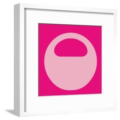 Letter O Pink