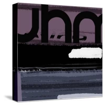 Letter Purple
