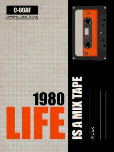Life is a Mix Tape by NaxArt