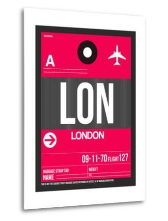 LON London Luggage Tag 2