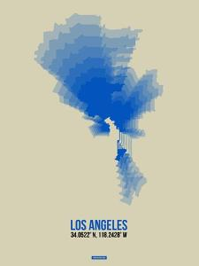 Los Angeles Radiant Map 2 by NaxArt