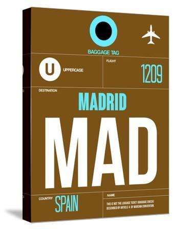 MAD Madrid Luggage Tag 1
