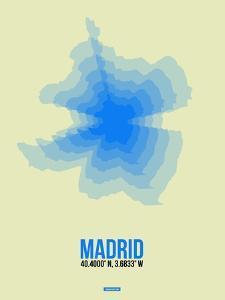 Madrid Radiant Map 1 by NaxArt
