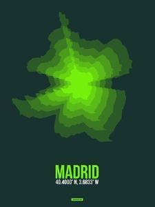 Madrid Radiant Map 2 by NaxArt