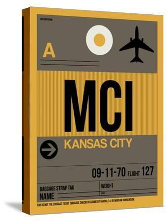 MCI Kansas City Luggage Tag 1