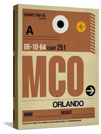 MCO Orlando Luggage Tag I