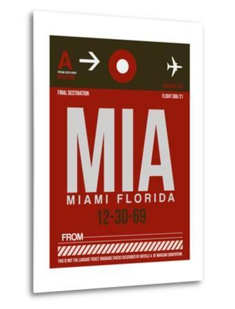 MIA Miami Luggage Tag 2