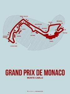Monaco Grand Prix 3 by NaxArt