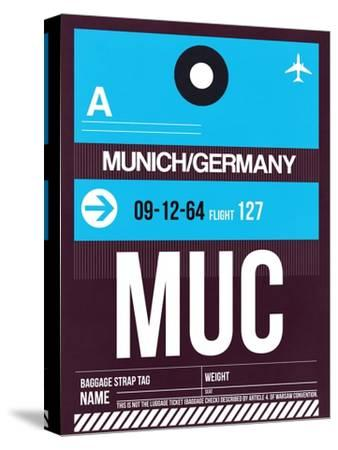 MUC Munich Luggage Tag 1