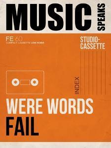 Music Speaks Were Words Fail by NaxArt