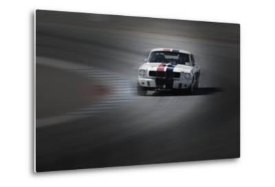 Mustang on the racing Circuit