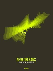 New Orleans Radiant Map 1 by NaxArt