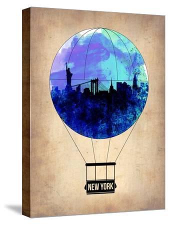 New York Blue Air Balloon