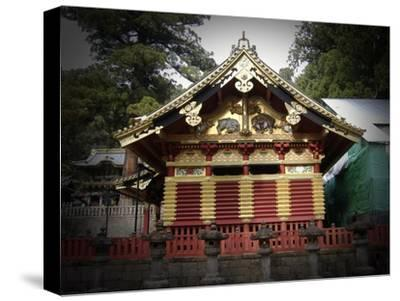 Nikko Architecture With Gold Roof