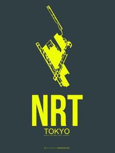 Nrt Tokyo Poster 2 by NaxArt