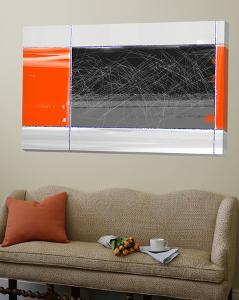 Orange and Black by NaxArt