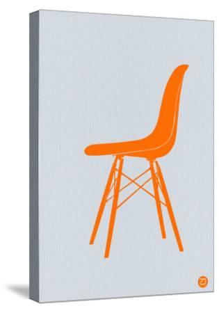 Orange Eames Chair by NaxArt