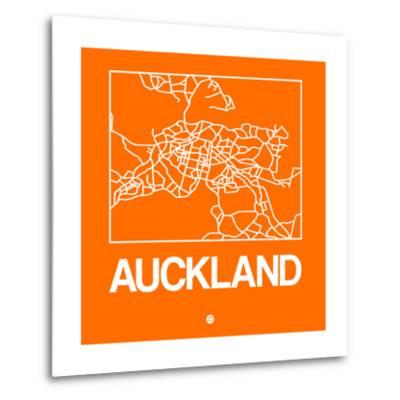 Orange Map of Auckland