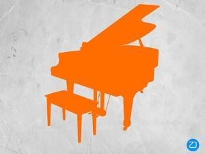 Orange Piano by NaxArt