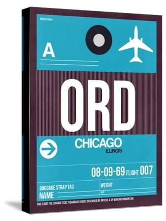 ORD Chicago Luggage Tag 1