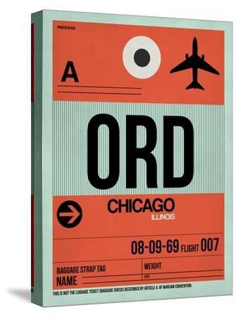 ORD Chicago Luggage Tag 2