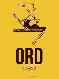 Ord Chicago Poster 1 by NaxArt
